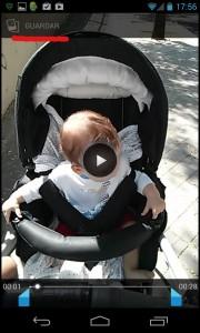 Pantallazo Recortar Video III